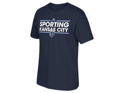 Sporting Kansas City adidas MLS Men's Dassler T-Shirt