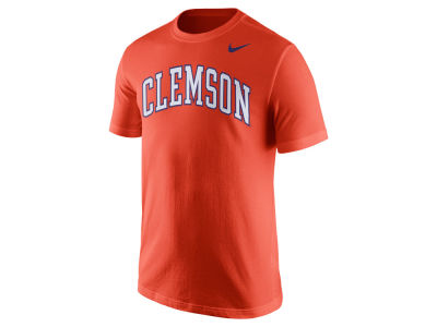 Clemson Tigers Nike NCAA Men's Cotton Wordmark T-Shirt