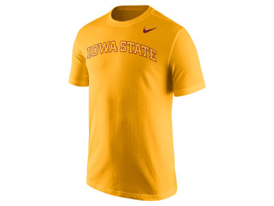 Iowa State Cyclones Nike NCAA Men's Cotton Wordmark T-Shirt