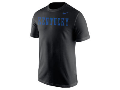 Kentucky Wildcats Nike NCAA Men's Cotton Wordmark T-Shirt