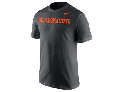 Oklahoma State Cowboys Nike NCAA Men's Cotton Wordmark T-Shirt