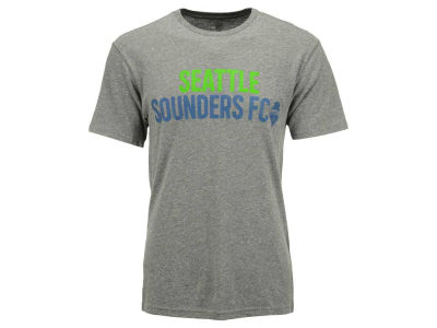 Seattle Sounders FC adidas MLS Men's Fat Stack T-Shirt