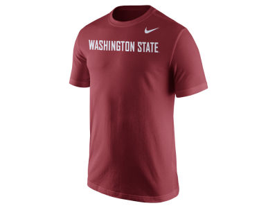 Washington State Cougars Nike NCAA Men's Cotton Wordmark T-Shirt