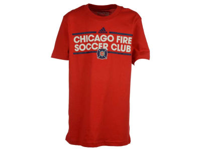 Chicago Fire adidas MLS Youth Dassler T-Shirt