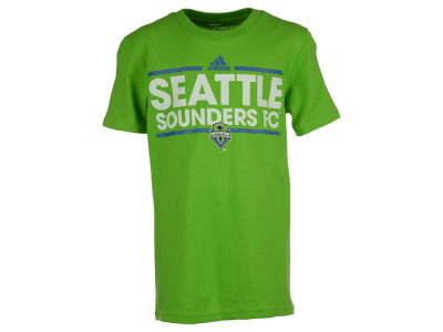Seattle Sounders FC adidas MLS Youth Dassler T-Shirt