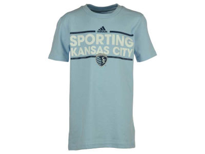 Sporting Kansas City adidas MLS Youth Dassler T-Shirt