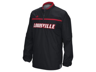 Louisville Cardinals adidas NCAA Men's Sideline Hot Jacket