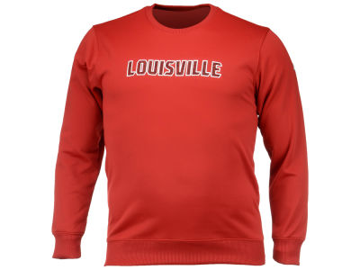 Louisville Cardinals adidas NCAA Men's Mark My Words Sweatshirt