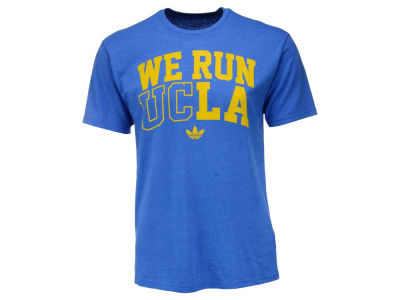 UCLA Bruins adidas NCAA Men's Run This City Triblend T-Shirt