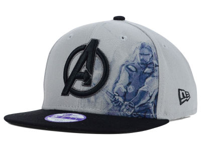 Thor Marvel Youth Avenger Pop 9FIFTY Snapback Cap