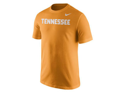 Tennessee Volunteers Nike NCAA Men's Cotton Wordmark T-Shirt