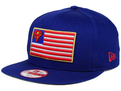 DC Comics Flag Pop 9FIFTY Snapback Cap