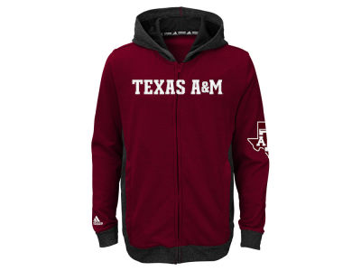 Texas A&M Aggies NCAA Youth Full Zip Hoodie