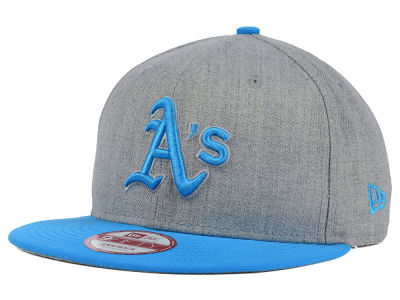 Oakland Athletics New Era MLB Speed Up 9FIFTY Snapback Cap