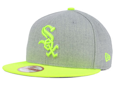 Chicago White Sox New Era MLB Speed Up 9FIFTY Snapback Cap