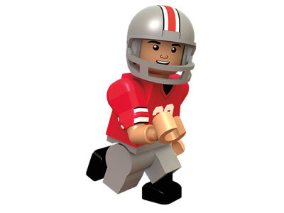 Ohio State Buckeyes James Laurinaitis OYO Figure