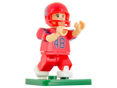 Arizona Wildcats Rob Gronkowski OYO Figure