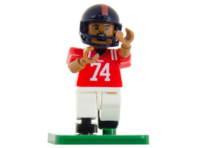 Ole Miss Rebels Michael Oher OYO Figure