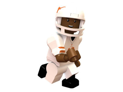Texas Longhorns Earl Thomas OYO Figure