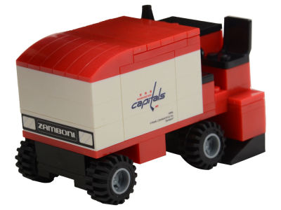Washington Capitals OYO Zamboni