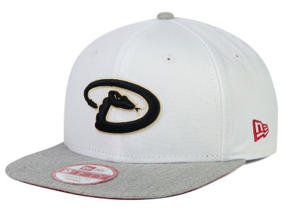 Arizona Diamondbacks New Era MLB Logo Refresh 9FIFTY Snapback Cap