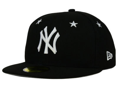 New York Yankees New Era MLB Star Gazer 59FIFTY Cap
