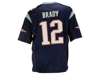 New England Patriots Tom Brady Nike NFL Limited ES Jersey
