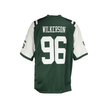 New York Jets Muhammad Wilkerson Nike NFL Limited ES Jersey