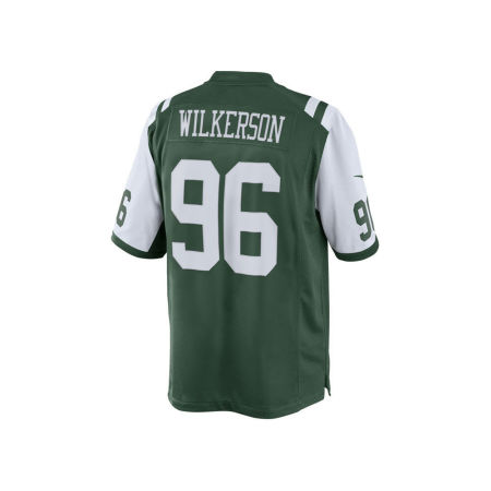 New York Jets Muhammad Wilkerson Nike NFL Men's Limited Jersey