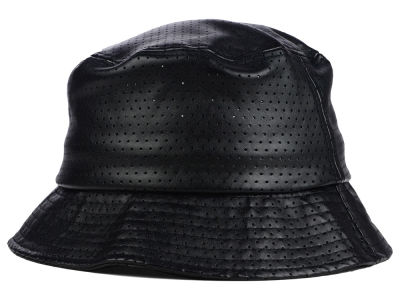 LIDS Private Label PL Perforated Faux Leather Bucket