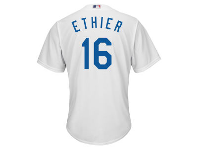 Los Angeles Dodgers Andre Ethier Majestic MLB Men's Player Replica CB Jersey