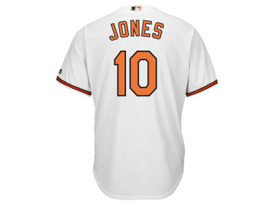 Baltimore Orioles Adam Jones Majestic MLB Men's Player Replica Cool Base Jersey