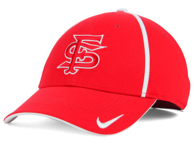 Fresno State Bulldogs NCAA Pop Color Swoosh Flex Cap
