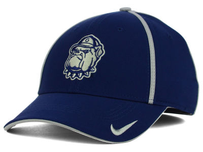 Georgetown Hoyas NCAA Pop Color Swoosh Flex Cap