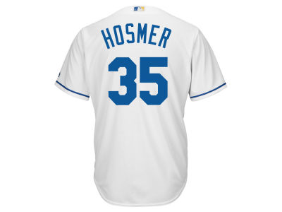 Kansas City Royals Eric Hosmer Majestic MLB Men's Player Replica CB Jersey