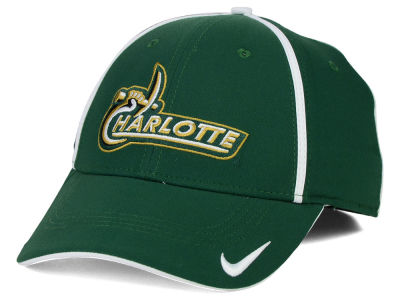 Charlotte 49ers NCAA Pop Color Swoosh Flex Cap