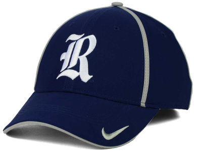 Rice Owls NCAA Pop Color Swoosh Flex Cap