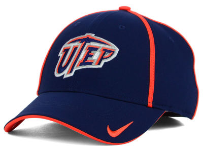 UTEP Miners NCAA Pop Color Swoosh Flex Cap
