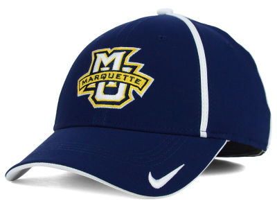 Marquette Golden Eagles NCAA Pop Color Swoosh Flex Cap