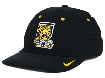 Colorado College Tigers NCAA Sideline Cap