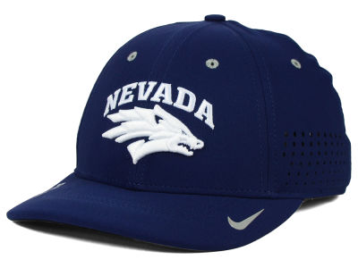 Nevada Wolf Pack NCAA Sideline Cap