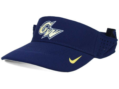 George Washington Colonials Nike NCAA Vapor Visor