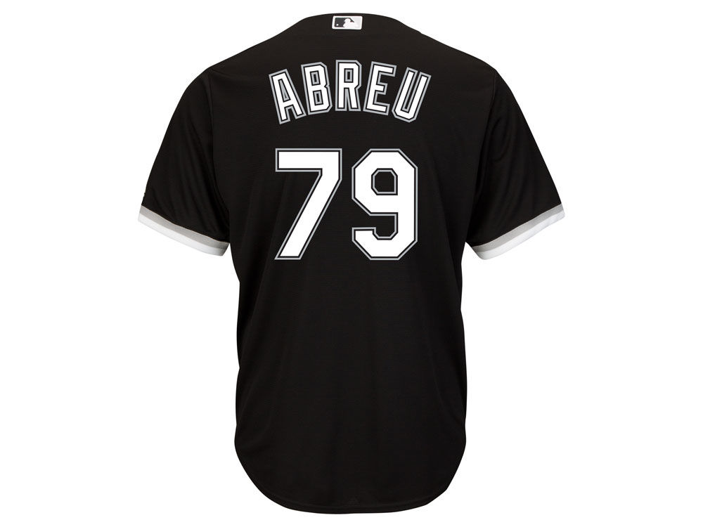 a3293201 ... reduced chicago white sox jose abreu majestic mlb mens player replica cool  base jersey lids a873b