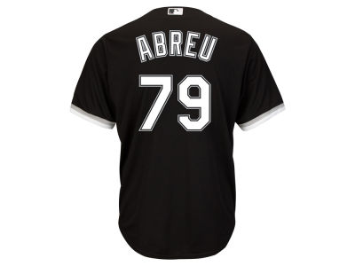 Chicago White Sox Jose Abreu Majestic MLB Men's Player Replica Cool Base Jersey