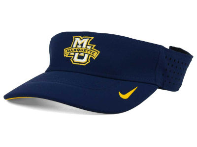 Marquette Golden Eagles Nike NCAA Vapor Visor