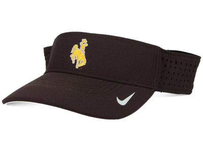 Wyoming Cowboys Nike NCAA Vapor Visor