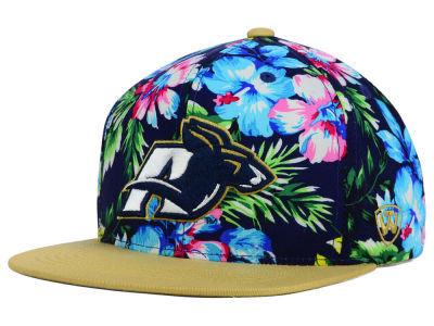 Akron Zips Top of the World NCAA Waverunner Snapback Hat