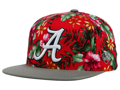 Alabama Crimson Tide Top of the World NCAA Waverunner Snapback Hat