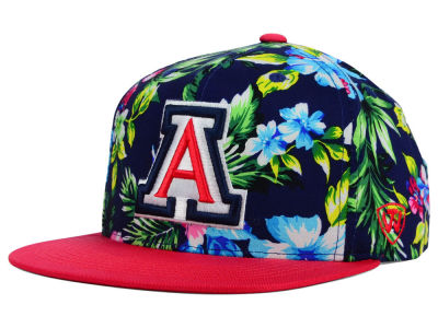 Arizona Wildcats Top of the World NCAA Waverunner Snapback Hat