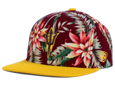Arizona State Sun Devils Top of the World NCAA Waverunner Snapback Hat